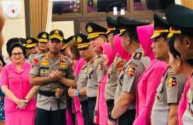500 Kombes Polri Menunggu Giliran Jadi Jenderal