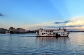Intip Potensi Transportasi Sungai untuk Kelancaran Arus Barang