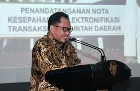 Keuangan Daerah, Menteri Tito Dorong Transaksi Nontunai