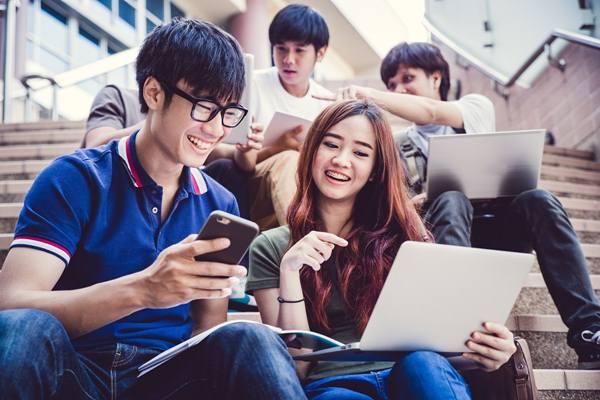 Para remaja - Istimewa