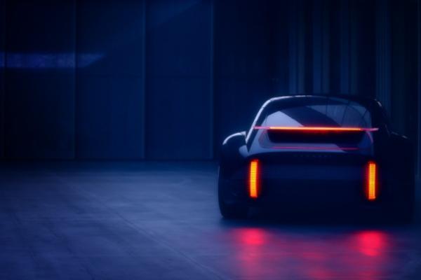Prophecy, mobil konsep baru Hyundai Motor Co. yang berbasis listrik - Dok./Hyundai Motor Co.