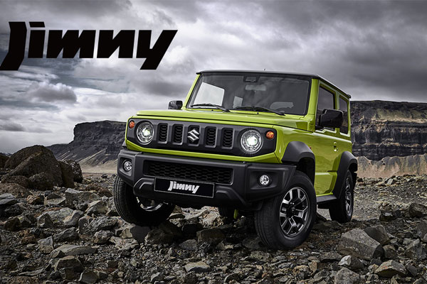 Suzuki Jimny. - Suzuki