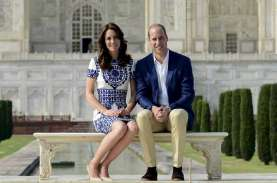 Pangeran William dan Kate Middleton Akan Cuti dari…