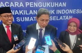 Hari Widodo Resmi Jabat Kepala Perwakilan BI Sumsel