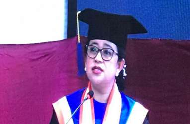 Puan Maharani Raih Gelar Doktor Honoris Causa dari Undip