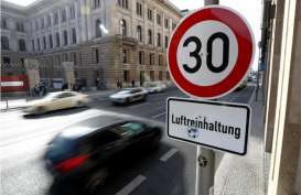 Awal 2020, Ekonomi Jerman Stagnan