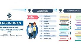 Penerimaan CPNS Kemenaker, Ini Jadwal Tes SKD di Jakarta