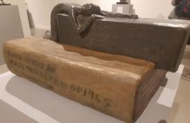 Antara Seni Rupa Patung, Dolorosa, dan Pemerintah