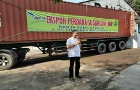 PTPN XI Mulai Ekspor Daun Tebu Kering ke Jepang 17 Ton