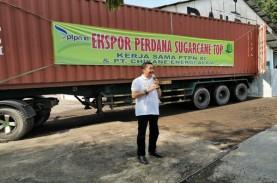 PTPN XI Mulai Ekspor Daun Tebu Kering ke Jepang 17…