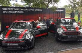 Mini Cooper dengan Mesin Terkuat Dirilis, Harga Mulai Rp1,1 Miliar