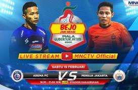 Arema FC vs Persija 1-1. Persija vs MUFC, Arema vs Persebaya di Semifinal