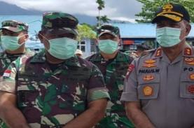 Evakuasi Heli MI-17, 11 Senjata Api Organik TNI AD…
