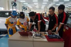 Tingkatkan Pelayanan, Honda Gelar Honda Skill Contest…