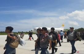 Bebas Virus Corona, 243 WNI dari Natuna Terbang ke Halim Perdanakusuma