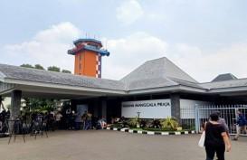 Begini Kondisi Bandara Halim Perdanakusuma Jelang Kedatangan WNI Asal Wuhan