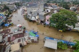 Info Banjir Citarum Kab. Bandung: Sapan dan Dayeuhkolot…