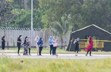 Satu 'Lulusan' Karantina Natuna Tetap di Jakarta, Ini Kondisinya