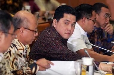 100 Hari Jokowi: Kinerja Erick Thohir dan Kementerian BUMN Moncer