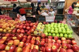 Harga Buah dan Sayur Meroket, Penjualan Diprediksi…