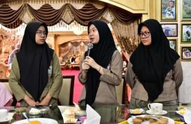 Ubah Eceng Gondok jadi Tisu, Siswa SMA Athirah Makassar Ikuti Kejuaraan Sains di Korsel