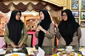 Ubah Eceng Gondok jadi Tisu, Siswa SMA Athirah Makassar…