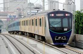 Pengerjaan Terowongan Proyek MRT Fase II- A Bundaran HI-Sarinah Dimulai