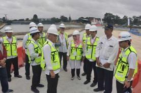 PUPR Tuntaskan Rehabilitasi Waduk Muara Nusa Dua Bali