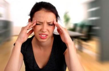 Awas, Stres Bisa Picu Migrain