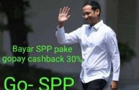 Akankah Meme Gojek Berikan Cashback untuk Bayar SPP Terwujud?
