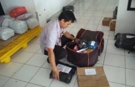Kantor Pos Rangkasbitung Jamin Pengiriman Paket Terbebas Virus Corona