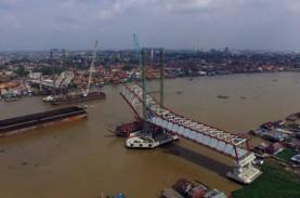 Hutama Karya Siap Membangun Jembatan Bangka-Sumsel…