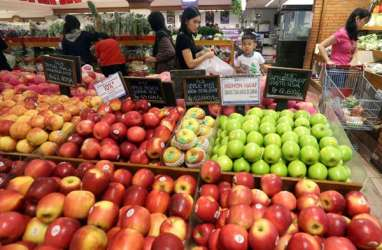 Stok Buah Impor Kosong, Transmart Bisa Rugi Rp500 Juta per Hari