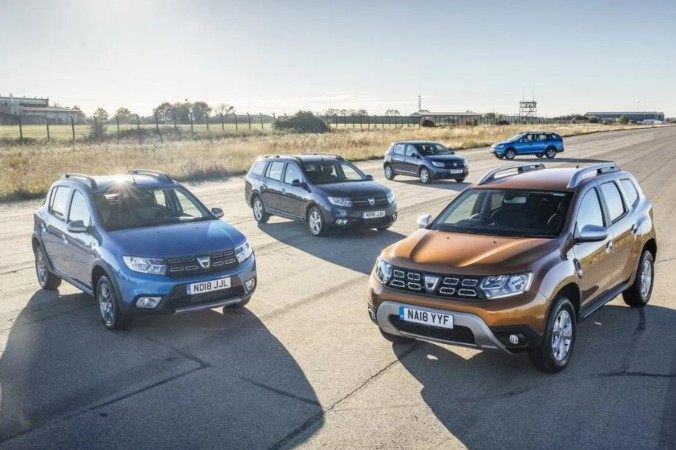 Produk Automobile Dacia - Dok./Dacia.