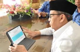 Gubernur Banten dan Wagub Isi Sensus Penduduk Secara Online