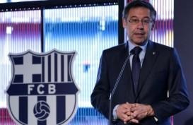 Barcelona Tegaskan Tak Sewa 'Buzzer' Untuk Kritik Legenda Klub
