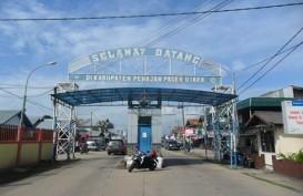 Desa di Kabupaten Ibu Kota Baru Terendam Banjir