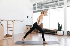 Khawatir Keluar Rumah, Kelas Gym Online Diminati Warga…