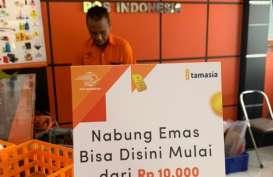 Tamasia dan Pos Indonesia Kolaborasi dalam Layanan Tabungan Emas