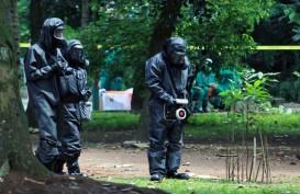Tim Bareskrim Investigasi 'Sidik Jari' Pemilik Radioaktif Cesium di Perumahan Batan Indah