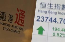 Saham HSBC Tertekan, Indeks Hang Seng Hong Kong Turun Tajam