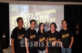 Novel 'Seperti Dendam, Rindu Harus Dibayar Tuntas' Diangkat ke Layar Lebar