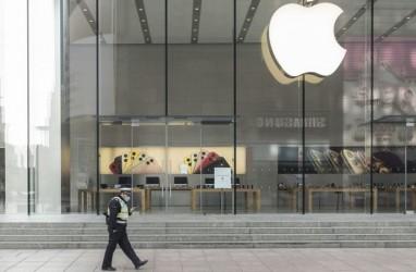 Apple Beri Peringatan Dampak Virus Corona, Indeks Blue-Chip China Melemah