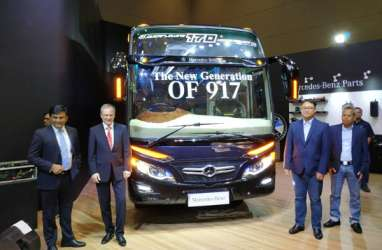 Daimler Enggan Hadirkan Kendaraan Niaga Listrik di Giicomvec 2020