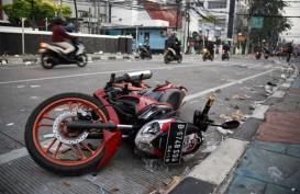 Kerusuhan di Jaktim, Ojol dan Debt Collector Saling Serang