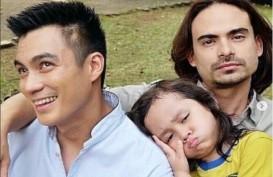 Pesan Mengharukan Baim Wong untuk Ashraf Sinclair sang Sahabat