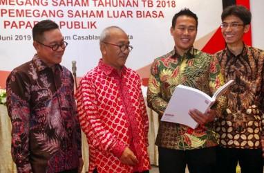 Kisah Totalindo Eka Persada (TOPS), Mau HMETD Sampai Jadi Penghuni Baru Saham Gocap