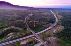 Beberapa Jaringan Tol Trans Sumatra Tuntas Tahun Ini. Ini Perinciannya