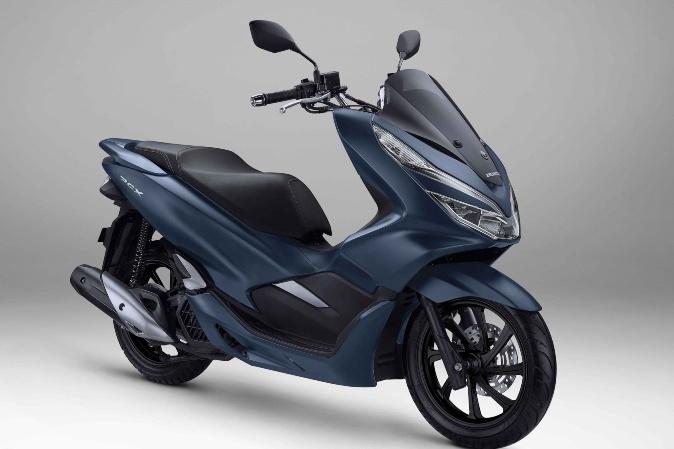 Varian baru Honda PCX - Dok./Astra Honda Motor