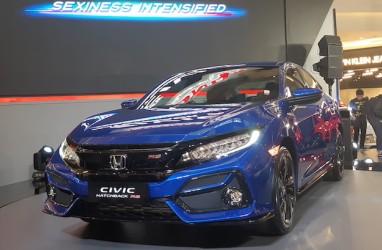 Raih Respons Positif, Honda Yakin Civic Hatchback RS Capai Target